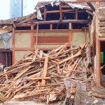 大地震に備えて、不用品の処分をしよう!