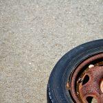 【危険】古いタイヤは処分しよう